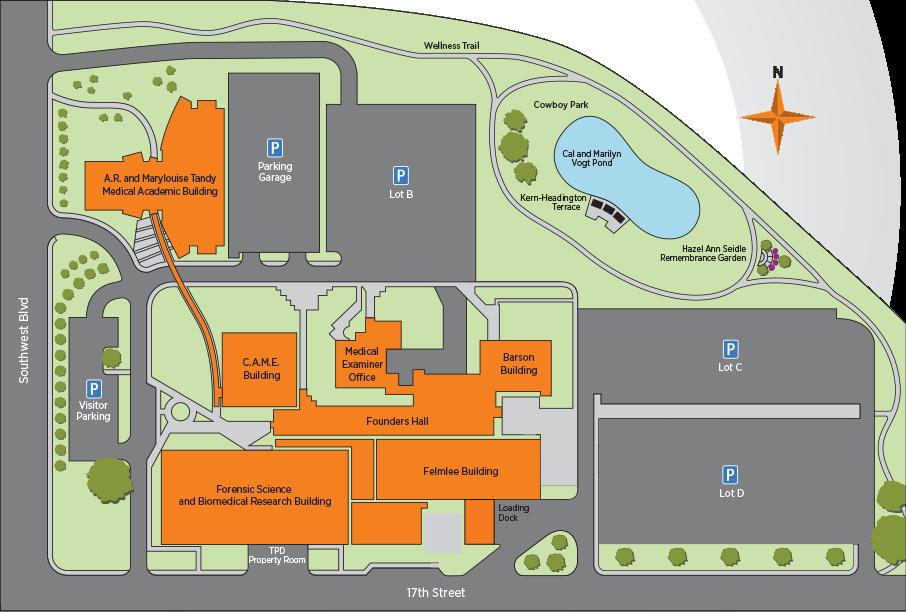 Campus Maps Oklahoma State University