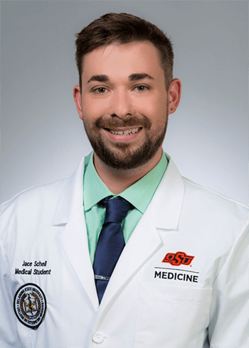Jace Schell, Medical Student
